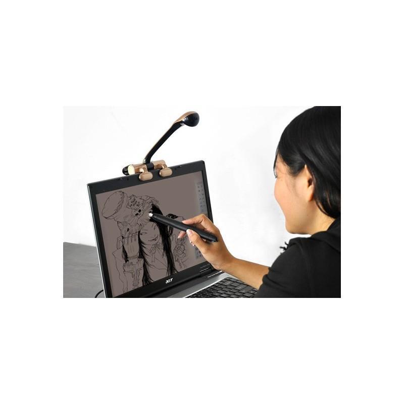 Веб-камера для превращения экрана ПК в тачскрин + стилус 189181