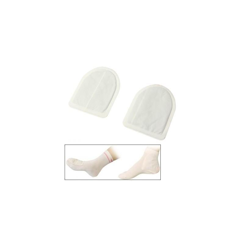 Химические грелки для ног C123 (2 штуки в комплект, 8 часов тепла)