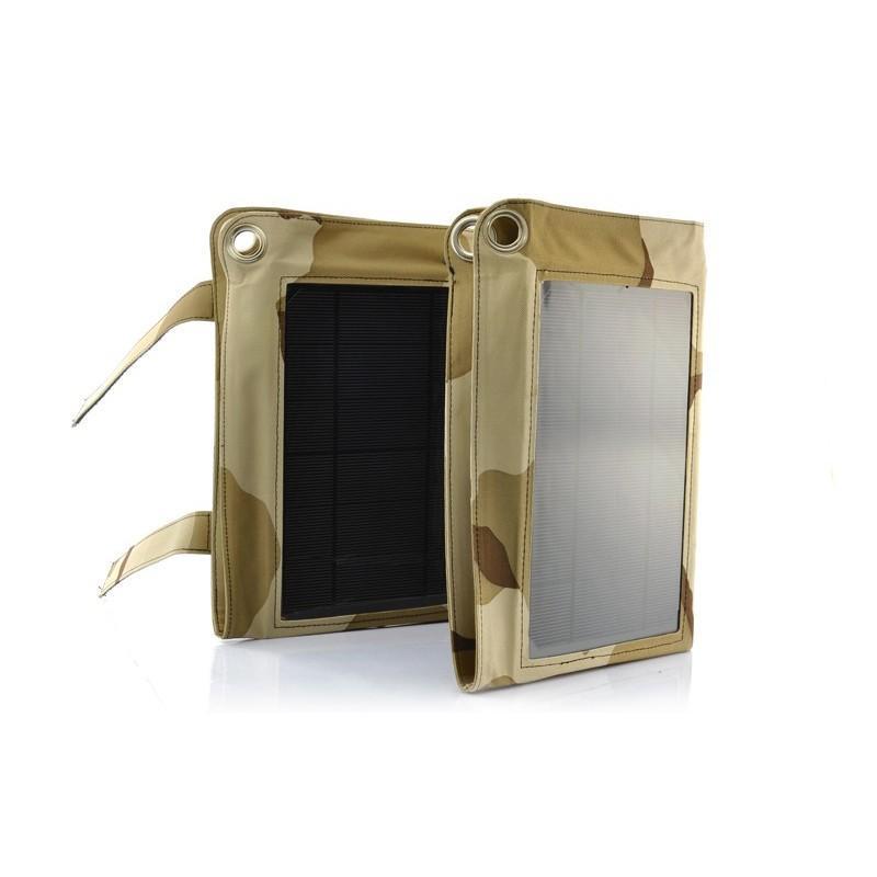Солнечная зарядка S63 в водонепроницаемом чехле (мощность: 30 Вт) + 10 адаптеров для ноутбуков 189197