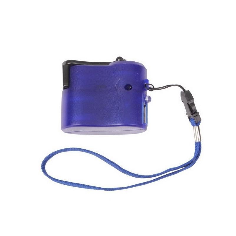 Зарядное устройство для телефона с ручным генератором (динамо зарядка) 189244