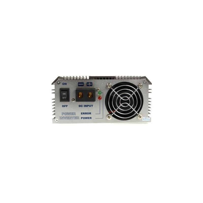 Автомобильный инвертор с DC 12V на AC 220V – мощность 2000 Вт 189287