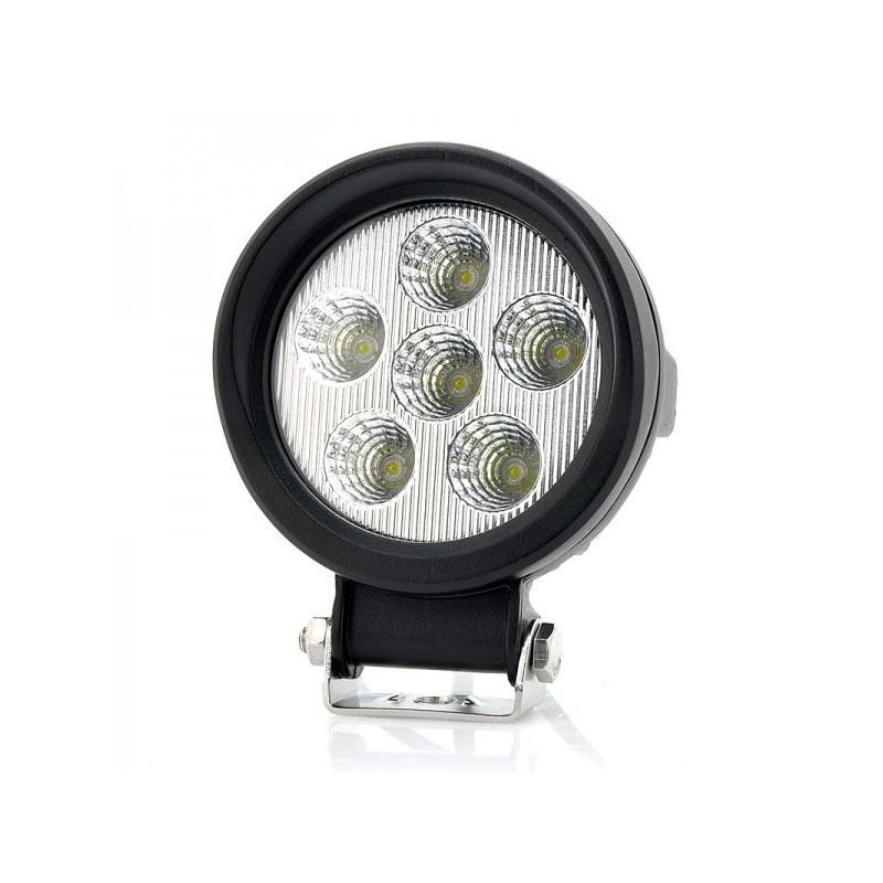 Светодиодный прожектор LT204 на автомобиль: CREE XB-D LED, 18 Вт, 920 люмен, водонепроницаемый