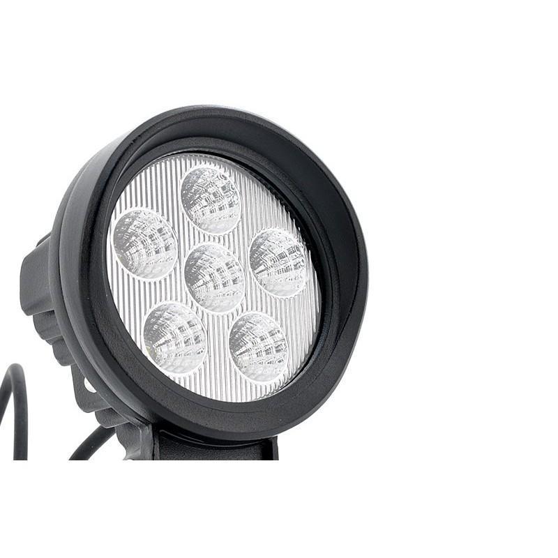 Светодиодный прожектор LT204 на автомобиль: CREE XB-D LED, 18 Вт, 920 люмен, водонепроницаемый 189300