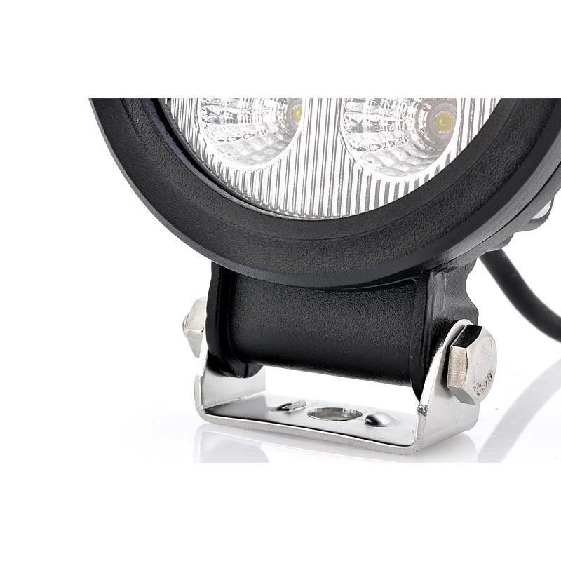 Светодиодный прожектор LT204 на автомобиль: CREE XB-D LED, 18 Вт, 920 люмен, водонепроницаемый 189301