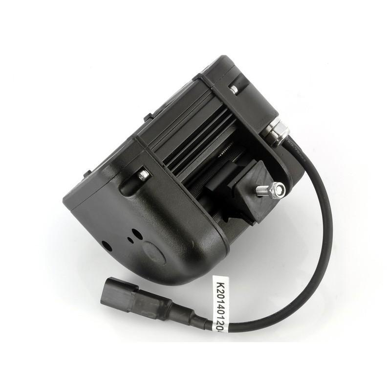 Дополнительная LED-фара LT189 на автомобиль: светодиоды CREE XB-D (4 шт), 2800 люмен, водонепроницаемая (IP65) 189307