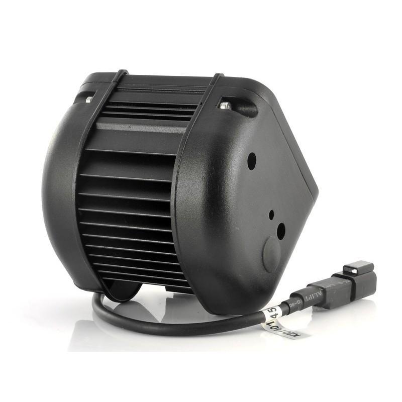 Дополнительная LED-фара LT189 на автомобиль: светодиоды CREE XB-D (4 шт), 2800 люмен, водонепроницаемая (IP65) 189311