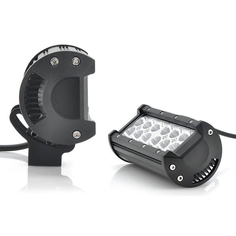 Всепогодный светодиодный прожектор LT188 на автомобиль (12 CREE LED по 3 ВТ, 2520 люмен) 189315