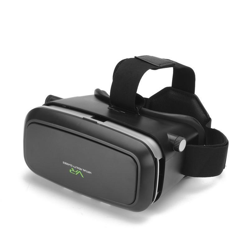 Очки виртуальной реальности 3D VR Overworld – для телефона 3,5-6 дюймов, дистанционное управление по Bluetooth, мягкая подкладка