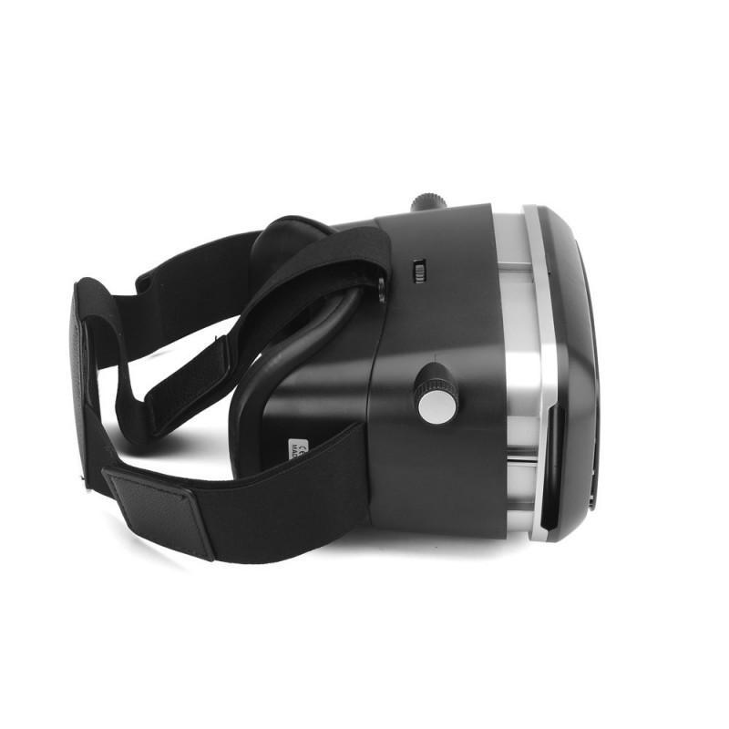 Очки виртуальной реальности 3D VR Overworld – для телефона 3,5-6 дюймов, дистанционное управление по Bluetooth, мягкая подкладка 189323
