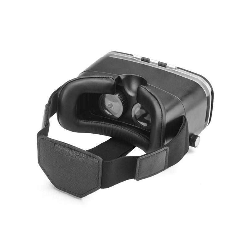 Очки виртуальной реальности 3D VR Overworld – для телефона 3,5-6 дюймов, дистанционное управление по Bluetooth, мягкая подкладка 189326
