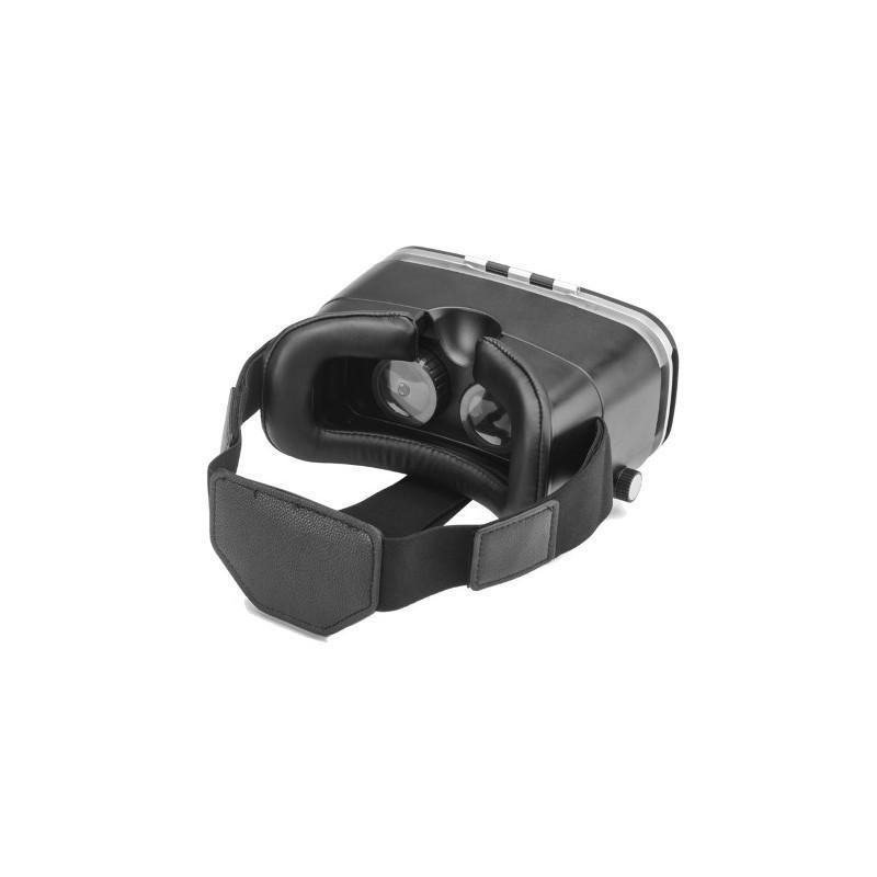 Очки виртуальной реальности 3D VR Overworld – для телефона 3,5-6 дюймов, дистанционное управление по Bluetooth, мягкая подкладка 189327