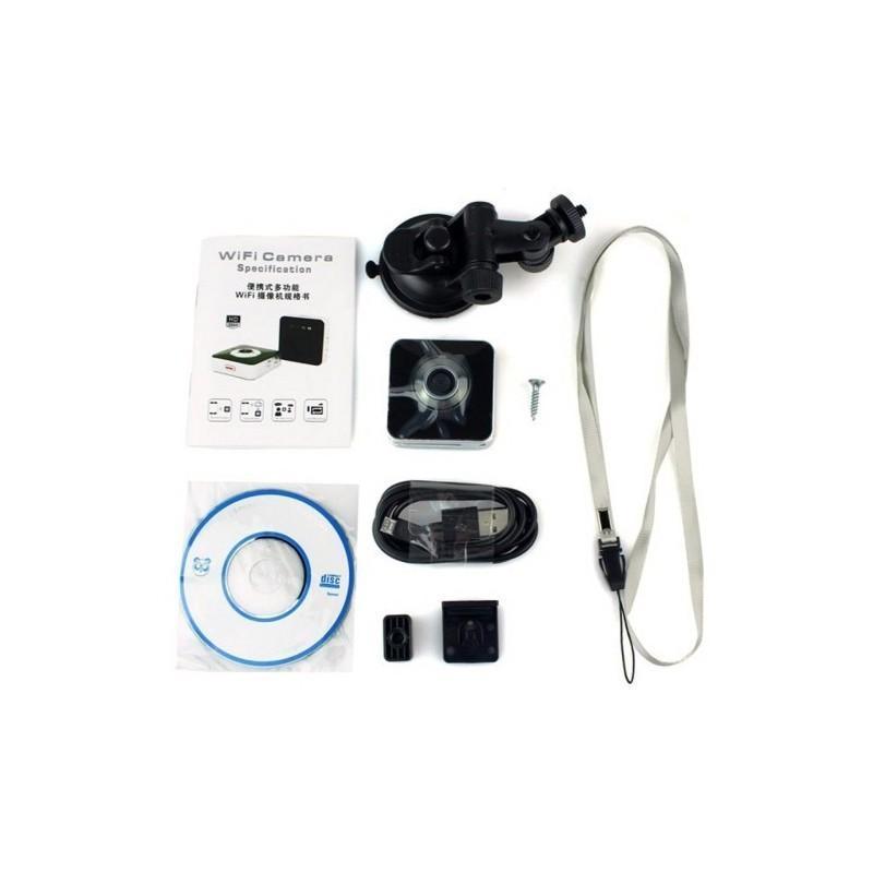 Wi-Fi камера Easy Eye – HD 720p, 1.3 МП, циклическая запись, микрофон, поддержка iOS и Android 189334