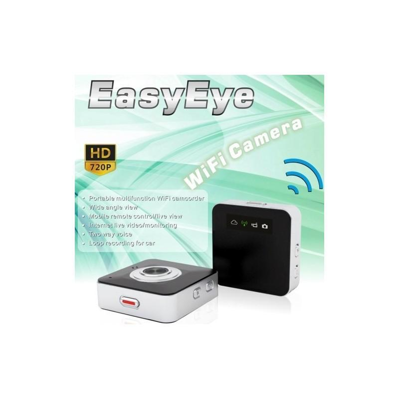 Wi-Fi камера Easy Eye – HD 720p, 1.3 МП, циклическая запись, микрофон, поддержка iOS и Android 189336