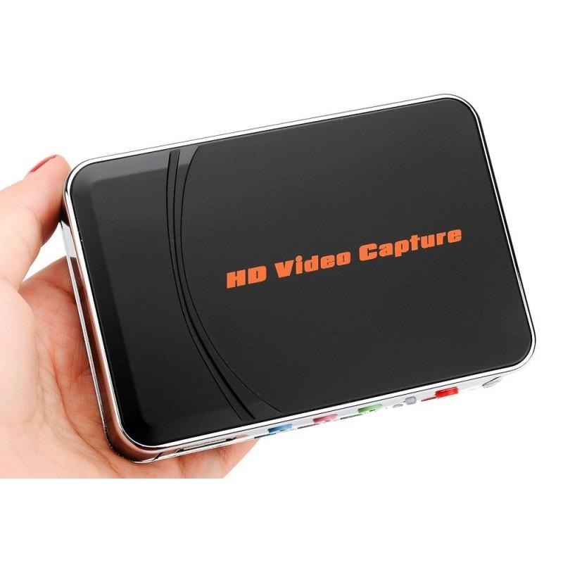 Устройство видеозахвата In Da Game – HD 1080p, USB, HDMI, компонентный вход 189370