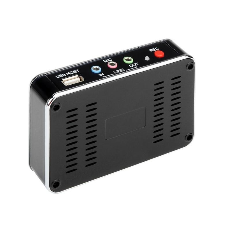 Устройство видеозахвата In Da Game – HD 1080p, USB, HDMI, компонентный вход 189371