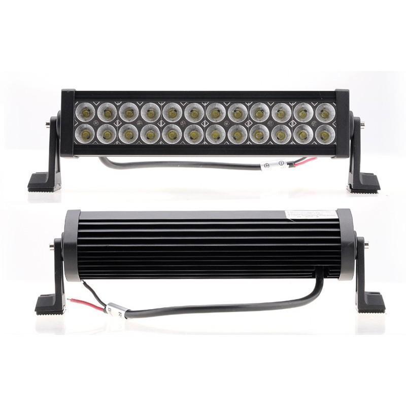 Светодиодный прожектор LT252 на автомобиль (24 Epistar LED, яркость 4300 люмен) 189394