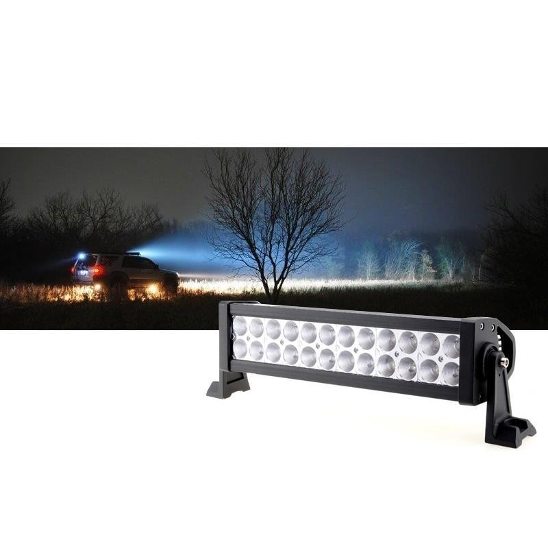 Светодиодный прожектор LT252 на автомобиль (24 Epistar LED, яркость 4300 люмен) 189396
