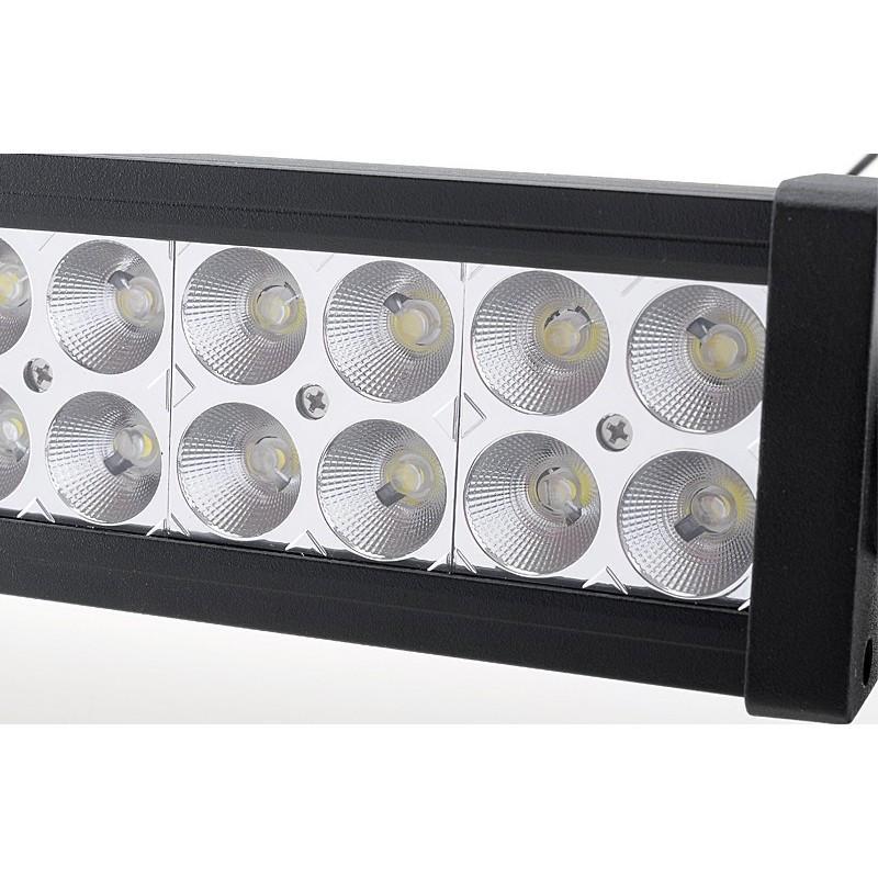 Светодиодный прожектор LT252 на автомобиль (24 Epistar LED, яркость 4300 люмен) 189398
