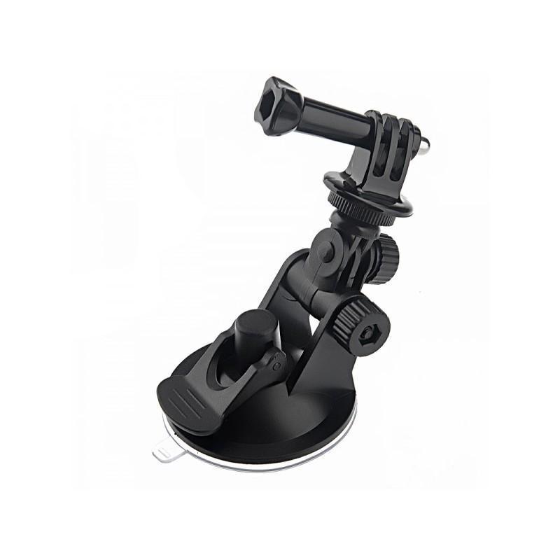 Крепление для камеры GoPro в машину (присоска, стандартный винт 1/4″) 189431
