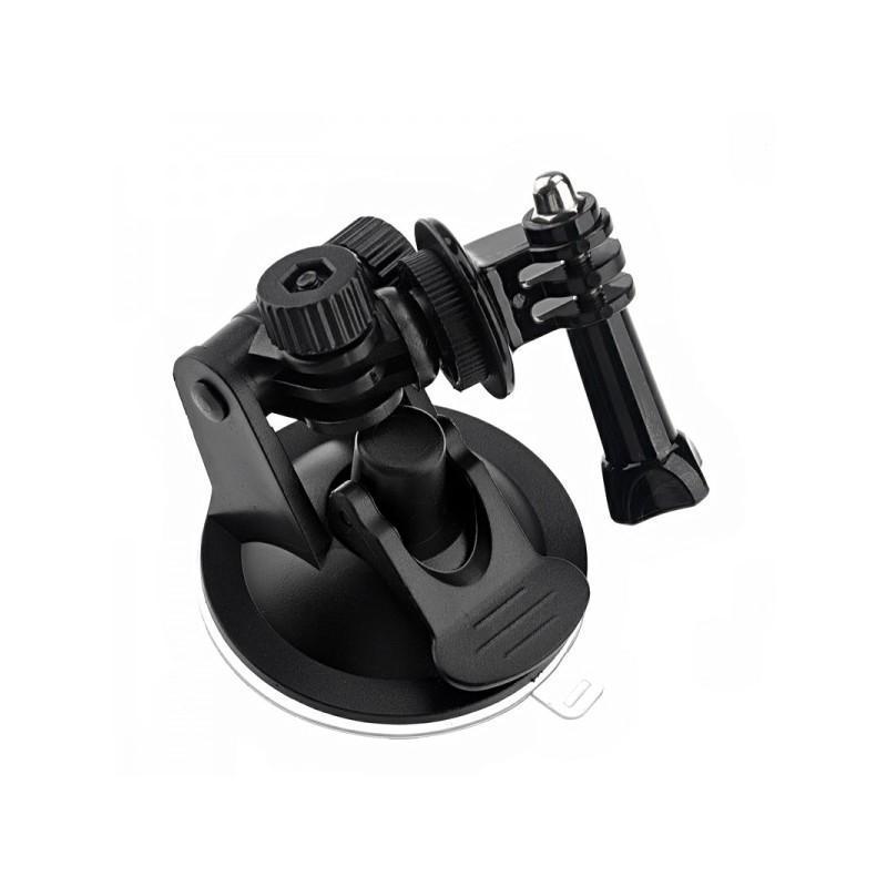 Крепление для камеры GoPro в машину (присоска, стандартный винт 1/4″) 189432