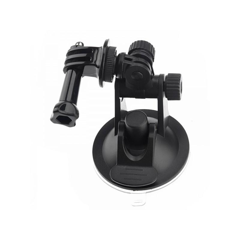 Крепление для камеры GoPro в машину (присоска, стандартный винт 1/4″) 189433