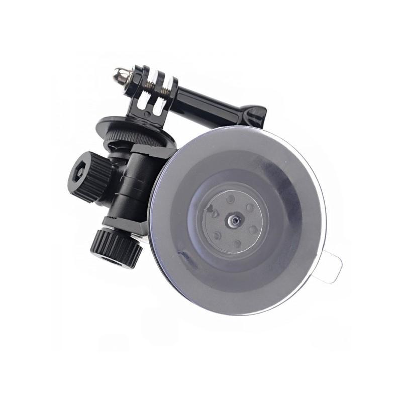 Крепление для камеры GoPro в машину (присоска, стандартный винт 1/4″) 189434