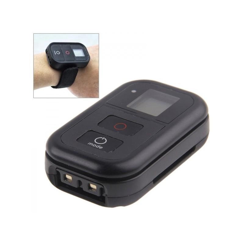 Пульт управления для GoPro-камер (крепление на руку, соединение по WiFi, водонепроницаемый)