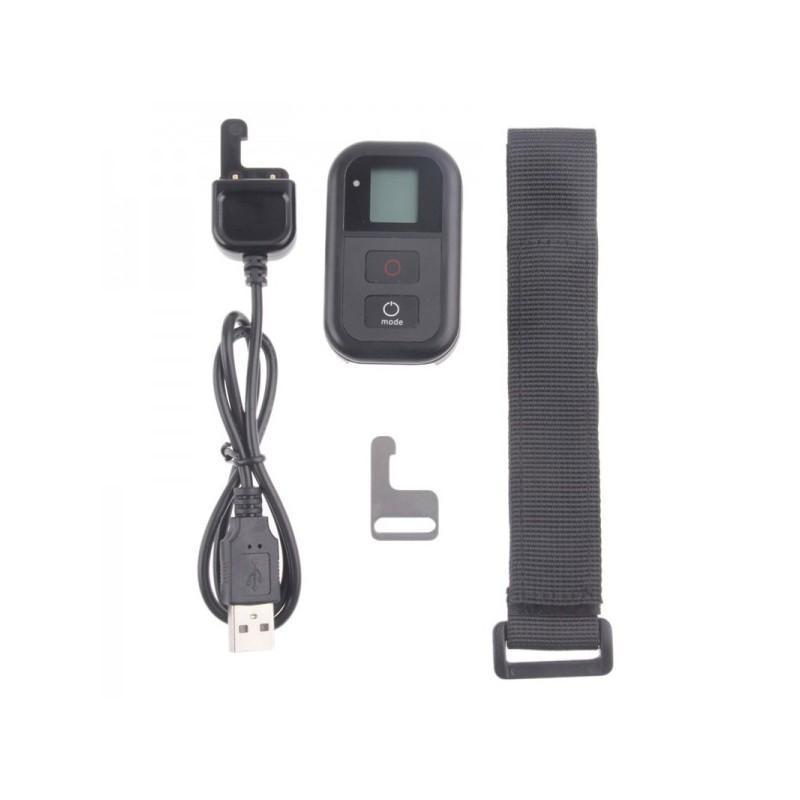 Пульт управления для GoPro-камер (крепление на руку, соединение по WiFi, водонепроницаемый) 189447