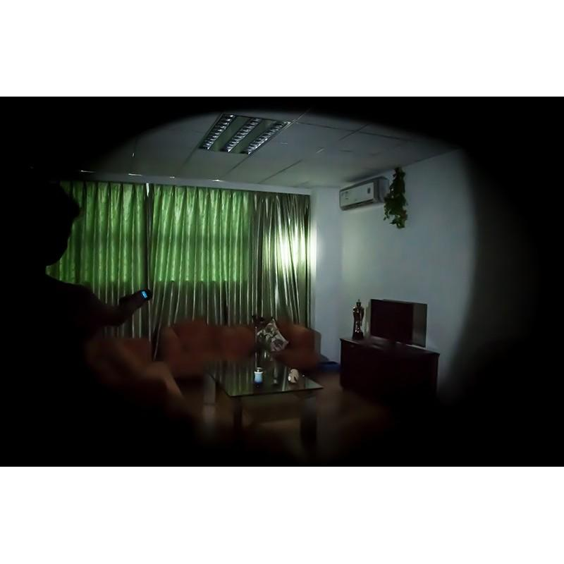 Электронный манок-фонарик для охотников, фотографов и разведчиков (3x CREE XR-E Q5 LED, 110 голосов птиц, MP3, 120dB) 190052