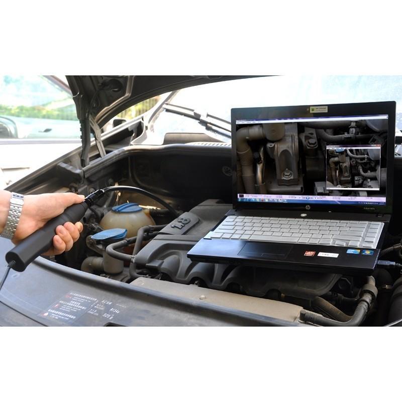Водонепроницаемый технический эндоскоп (видеоскоп) G533 (1280×1024, выход на USB, класс защиты IP67) 190061