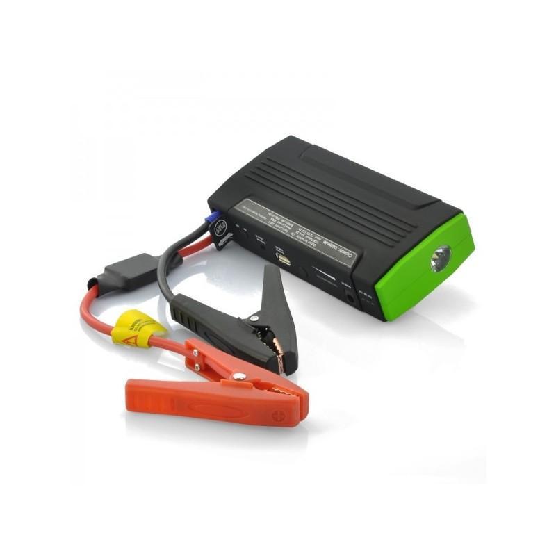 Внешний аккумулятор для ноутбуков, iPad, iPhone, планшетов, телефонов  + пусковое устройство для автомобиля, 12800 мАч, MDA-332 190099