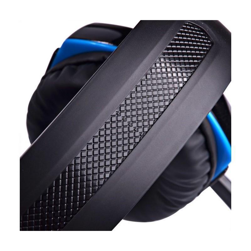 Игровые наушники Kotion Each G2000 Pro Gaming (Original) с микрофоном, шумоподавление, кабель 2.2 м, светодиодная подсветка 185002