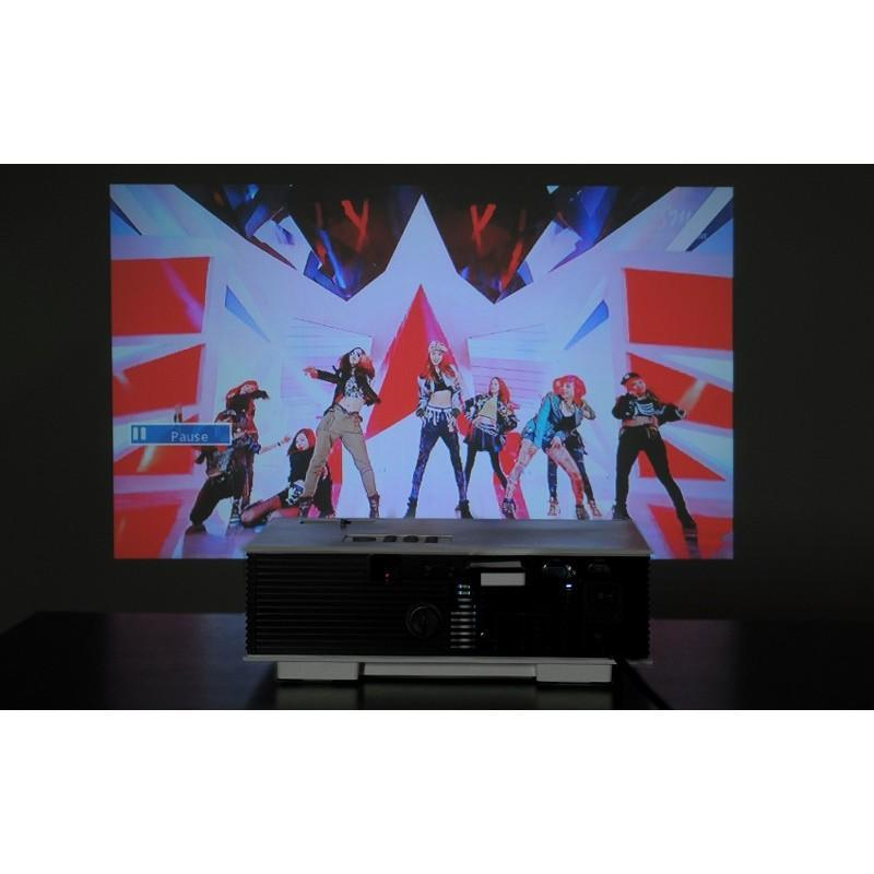 LED видео проектор Retro teck – TV-тюннер, 1500 ANSI-люмен, 700:1 контраст, HDMI, VGA, AV, 2x USB 190439