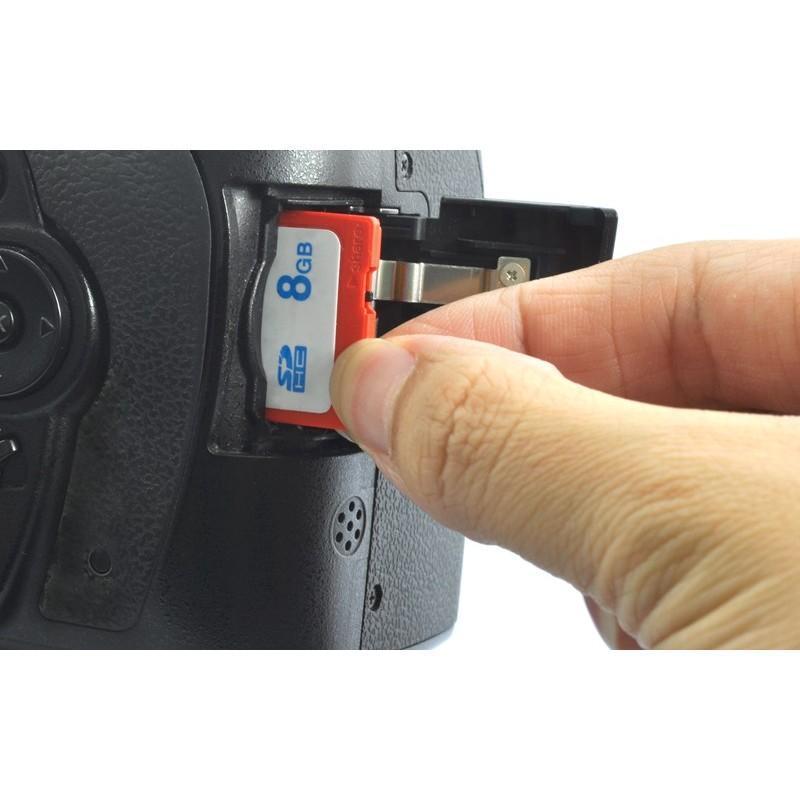 Wi-Fi карта памяти SD 8 GB, Eye-Fi 190472