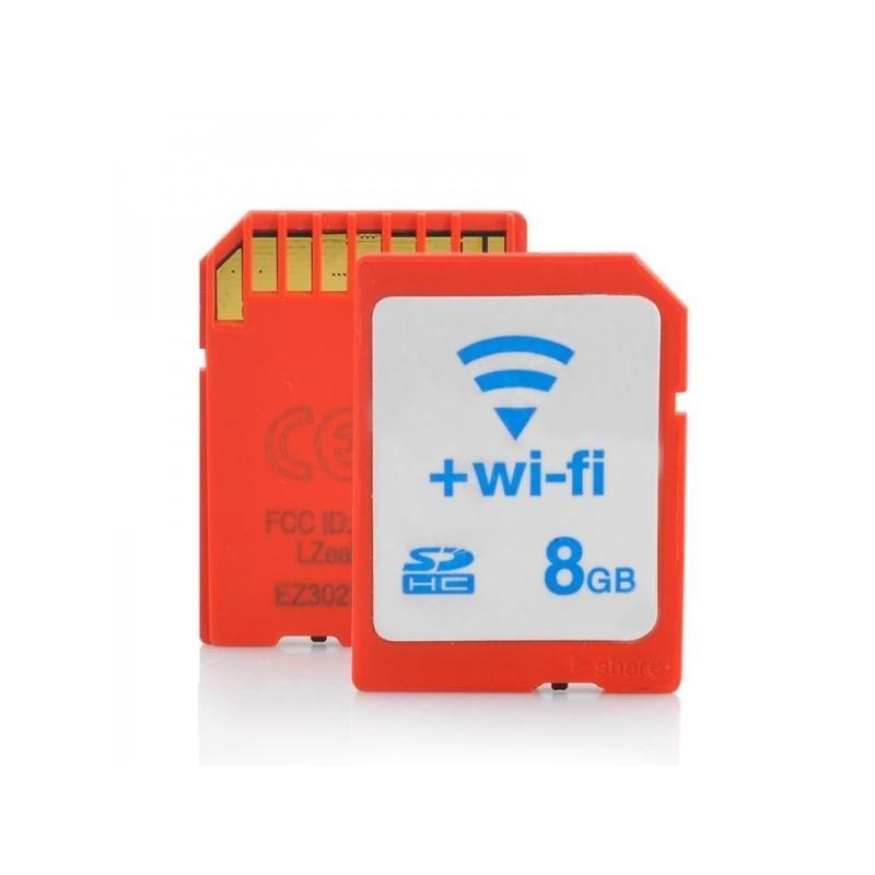 Wi-Fi карта памяти SD 8 GB, Eye-Fi 190475