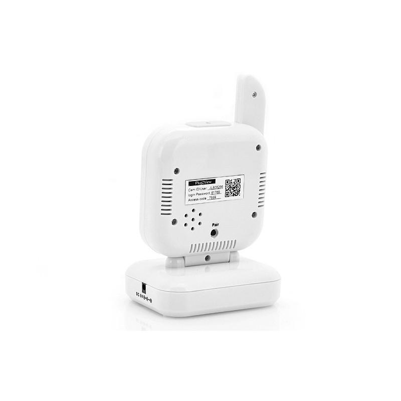 USB радио камера наблюдения H153 (5м ночное виденье, работает и БЕЗ интернета, доступ со смартфона) 190518