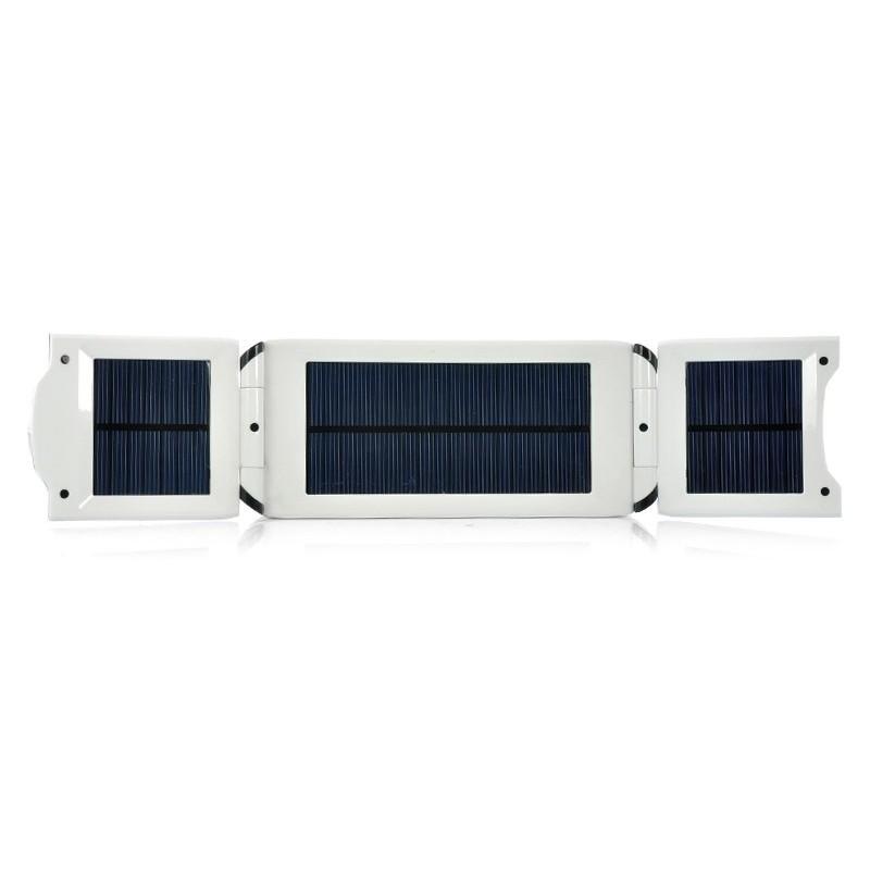 Универсальная солнечная зарядка/внешний аккумулятор на 12 000 мАч SolarJet S76 (11.1V,16V,19V,24V + USB 5.5V) 190535