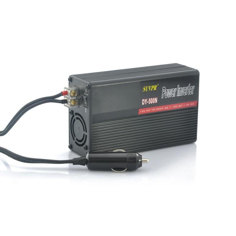 Автомобильный инвертор A266 500W 190541