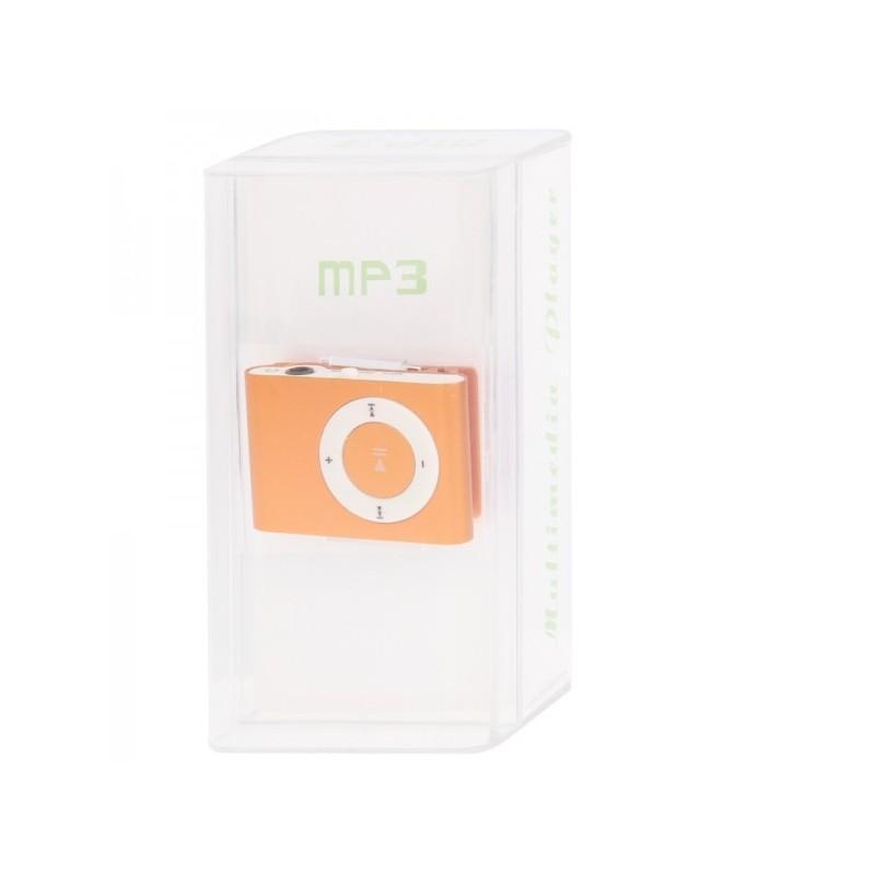 Самый простой и дешёвый музыкальный mp3-плеер MDS-2015 + наушники  (3 цвета) 190570