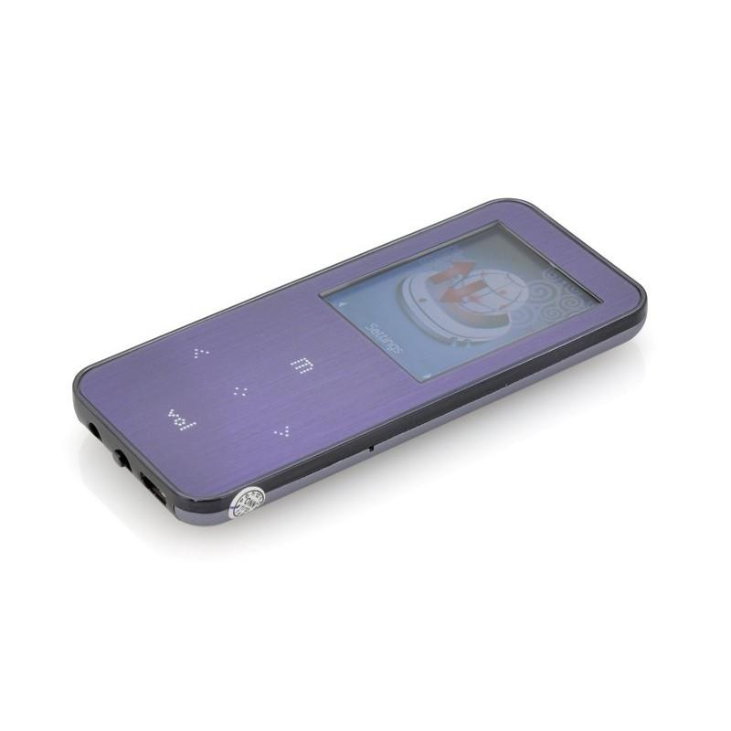 "Lossless плеер (плеер для несжатого звука) O.N.N. ""Light purple"" -Q9 (ЖК-экран, диктофон, FM-радио, поддержка Micro SD) 190643"