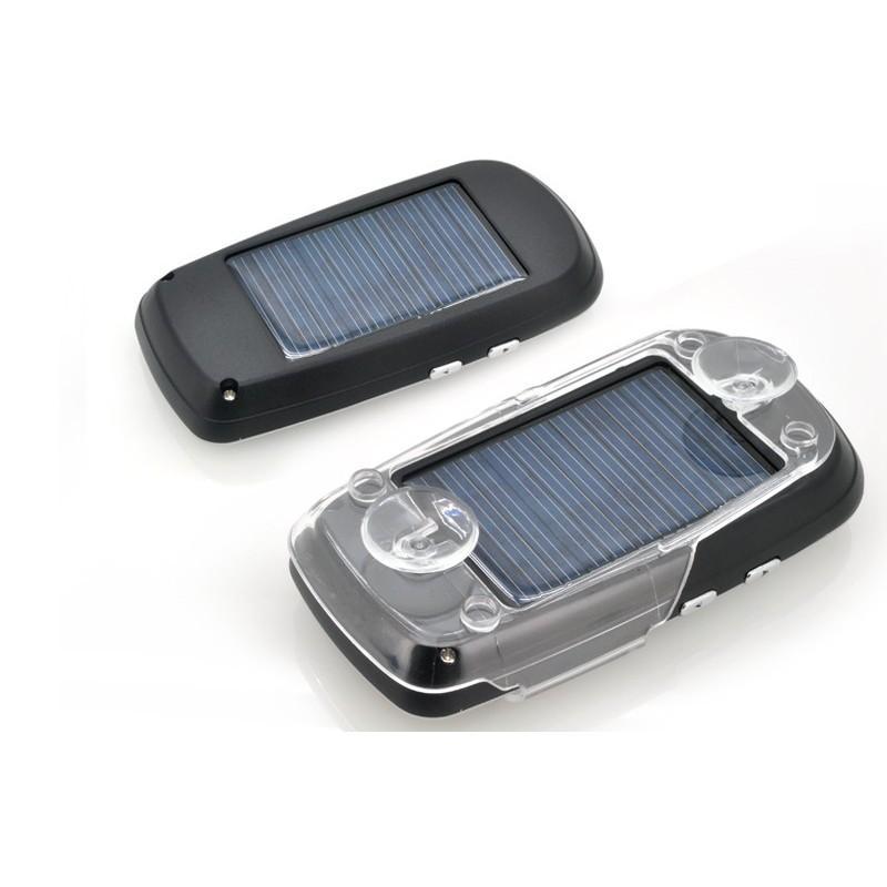 Автомобильный Bluetooth комплект громкой связи/ FM-передатчик/MP3 с зарядкой от солнца 190665