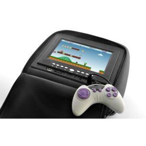 Пара автомобильных 7-дюймовых мониторов в подголовник – DVD, игровые приставки, мультимедийные комбайны