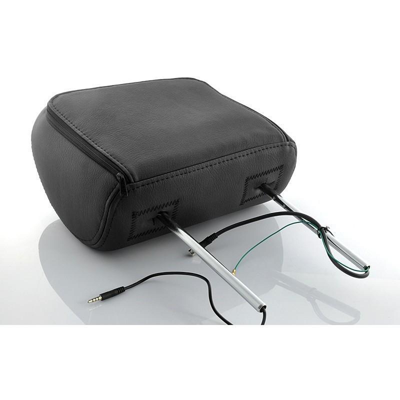 Пара автомобильных 7-дюймовых мониторов в подголовник – DVD, игровые приставки, мультимедийные комбайны 190739