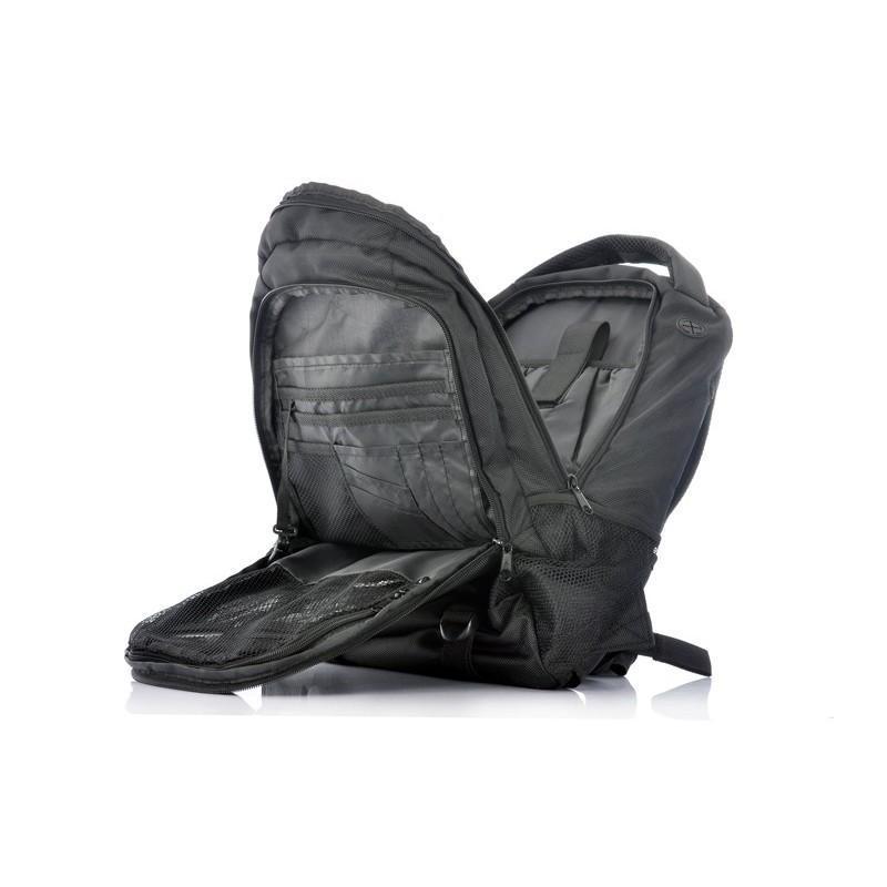 Рюкзак с солнечной батареей + аккумулятор 2200 мАч SolarBag S53 190762