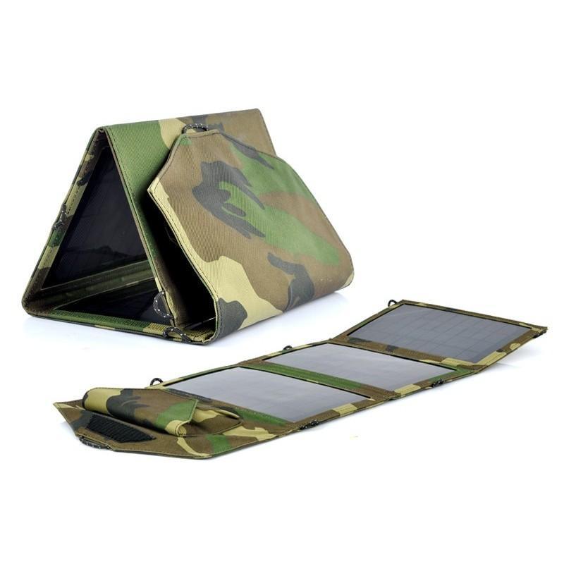 Солнечная панель/зарядное устройство SolarBat S62 (10 Вт, 10 коннекторов) 190778