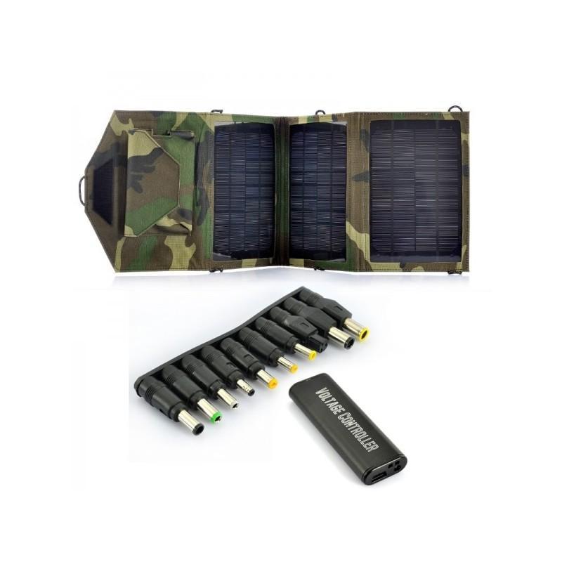Солнечная панель/зарядное устройство SolarBat S62 (10 Вт, 10 коннекторов) 190779