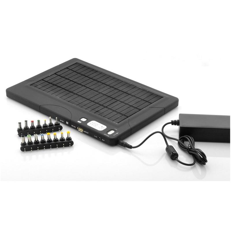 """Универсальная солнечная зарядка/внешний аккумулятор на 20,000 мАч """"SolarJet S24"""" 190795"""