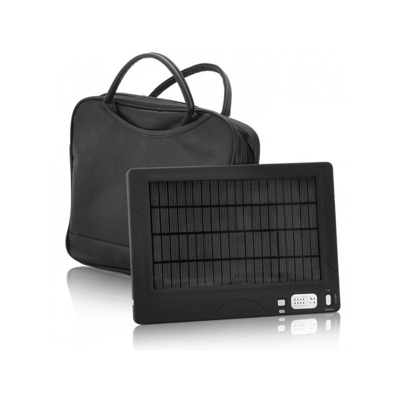 """Универсальная солнечная зарядка/внешний аккумулятор на 20,000 мАч """"SolarJet S24"""" 190800"""