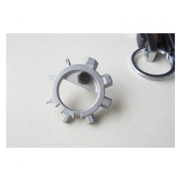 956 - Мультитул-кольцо Buck Octopus 12 функций
