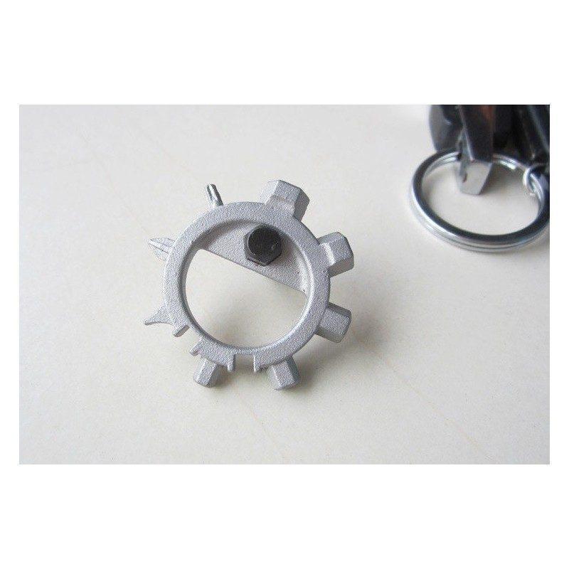 Мультитул-кольцо Buck Octopus 12 функций